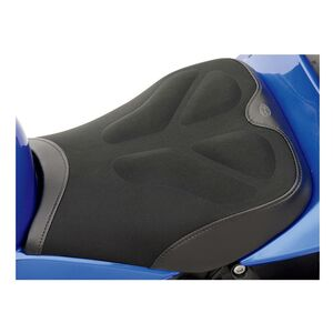 Saddlemen Gel-Channel Tech Seat Yamaha R1 2009-2014 Black [Demo - Good]