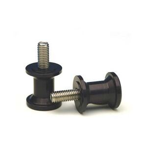 Woodcraft 6mm / 8mm Spools Black / 8MM [Previously Installed]