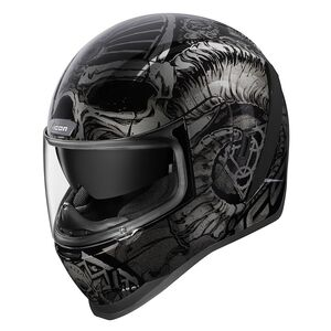 Icon Airform Sacrosanct Helmet Black / LG [Open Box]