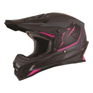 O'Neal 3 Series Riff Helmet Pink / MD [Open Box]