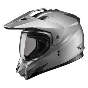 GMax GM11D Helmet - Solid Titanium / SM [Open Box]