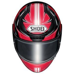 Shoei RF-1200 Rumpus Helmet Red/Black/Grey / MD [Open Box]