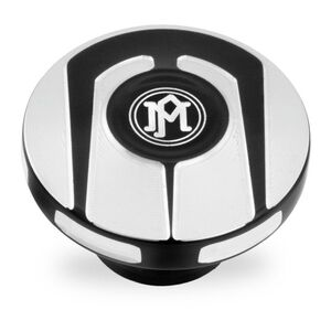 Performance Machine Scallop V2 Gas Cap For Harley 1996-2020