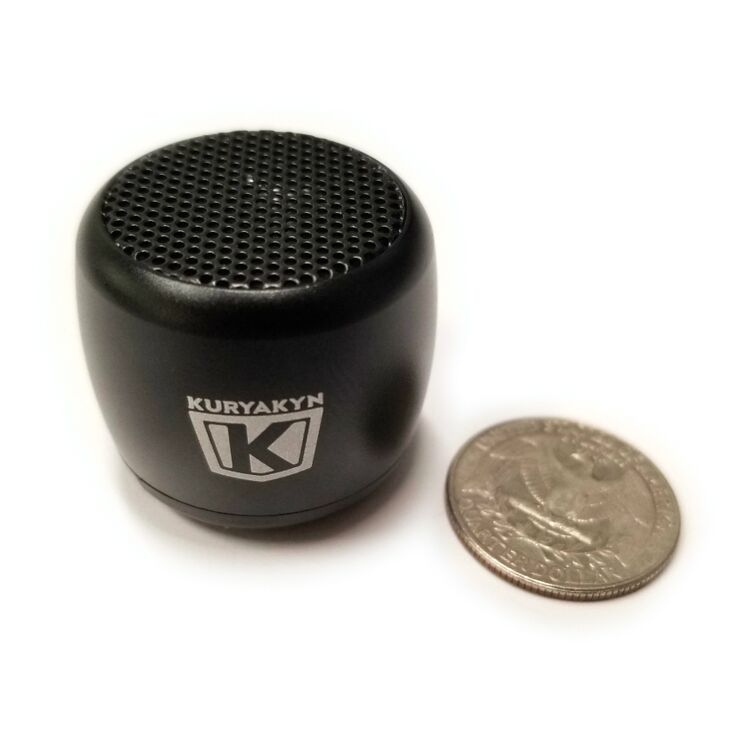 Kuryakyn Sidekix Mini Bluetooth Wireless Speaker