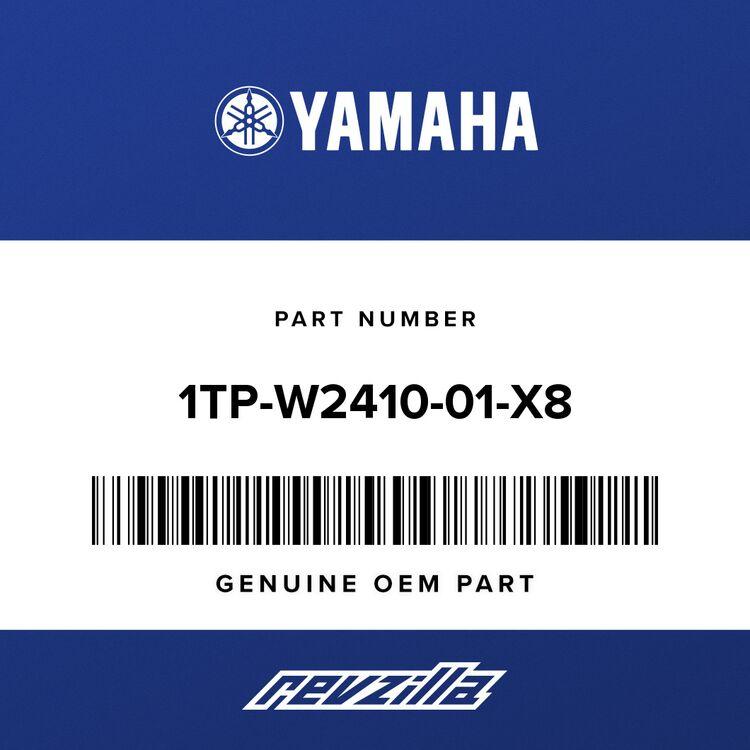 Yamaha FUEL TANK COMP. 1TP-W2410-01-X8