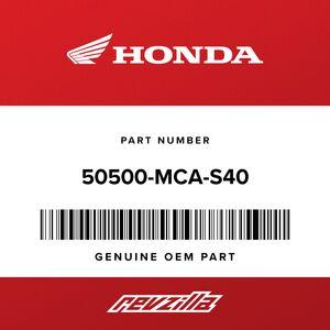 Honda 50500-Mca-S40 Stand, Main