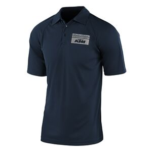 Troy Lee KTM Team Polo Shirt