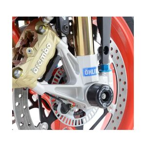R&G Racing Front Axle Sliders Aprilia Tuono / RSV4