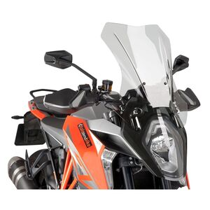 Puig Touring Windscreen KTM 1290 Superduke GT 2016-2018 Clear [Previously Installed]