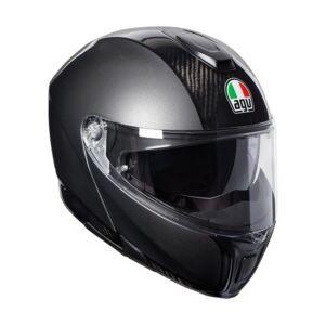 AGV Sportmodular Carbon Helmet - Dark Grey