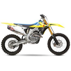 Einsteller Hinterradbremse SUZUKI RMZ 250 450 RM-Z250 RM-Z450 RMX BLAU SCAR