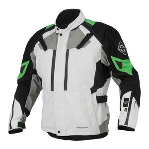 Firstgear Kilimanjaro Jacket (XL) White / XL [Demo - Good]