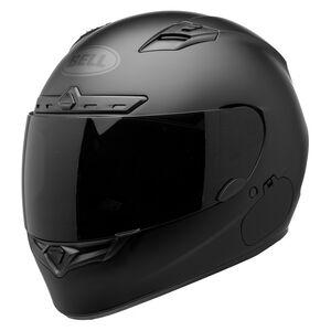 Bell Qualifier DLX Blackout Helmet Matte Black / MD [Demo - Good]