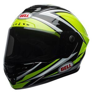 Bell Star MIPS Torsion Helmet Hi-Viz Green/Black / MD [Open Box]