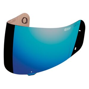 Icon Proshield Face Shield RST Blue Mirror [Open Box]