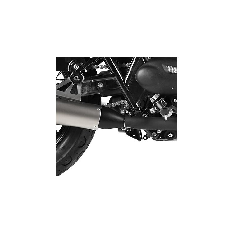 Akrapovic Heat Shield Triumph Bonneville T100 2016-2020