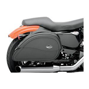 Saddlemen Cruis'n Teardrop Saddlebags Black / Large [Previously Installed]