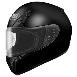 Shoei RF-SR Helmet - Solid Black / LG [Blemished - Very Good]
