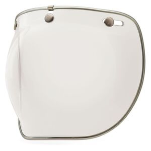 Bell 3 Snap Bubble Shield DLX Clear [Open Box]