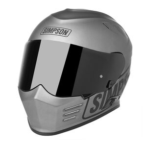 Simpson 28315S1 White Small Outlaw Bandit