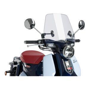 Puig Trafic Windscreen Honda Super Cub C125 2019-2020