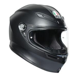 AGV K6 Helmet Matte Black / LG [Open Box]