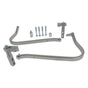 Barkbusters Aluminum Handguard Kit For Triple Clamp Mounting