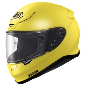 Shoei RF-1200 Helmet - Solid Brilliant Yellow / XL [Blemished - Very Good]