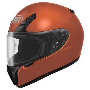 Shoei RF-SR Helmet - Solid Tangerine Orange / MD [Demo - Good]