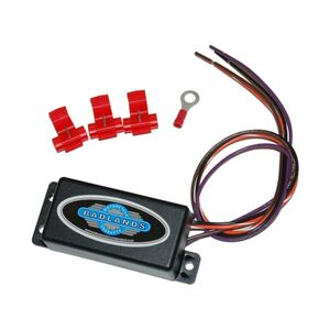 Badlands Hardwired Load Equalizer Module For Harley 1990-2017