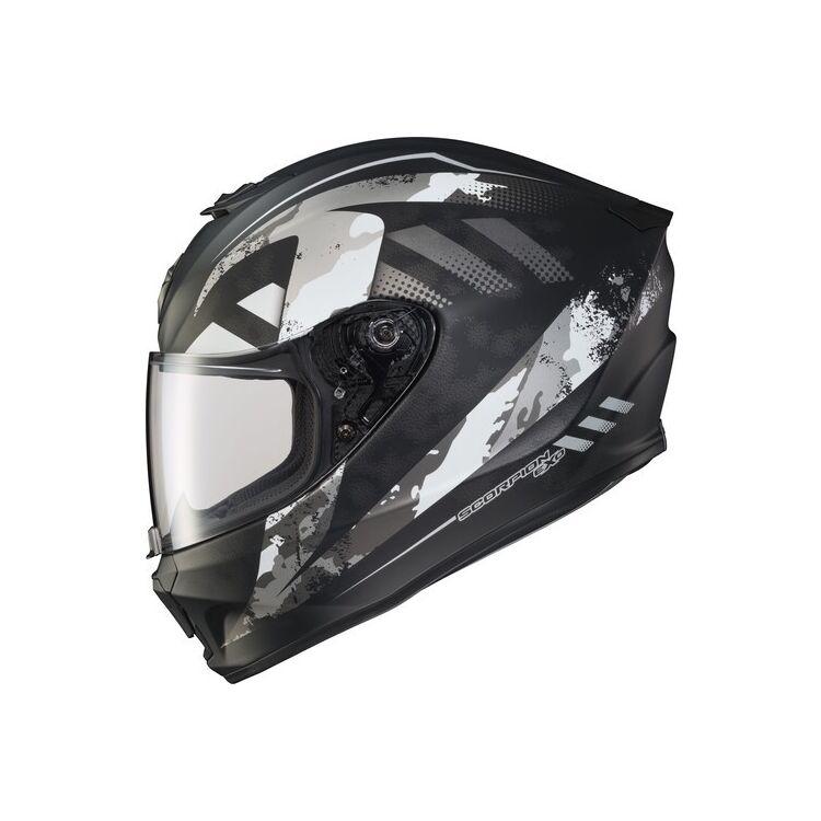 ScorpionEXO EXO-R420 Distiller Helmet Black//Red - XX-Large