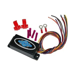 Badlands Hardwired Illuminator Run / Brake / Turn Signal Module For Harley 1986-2017