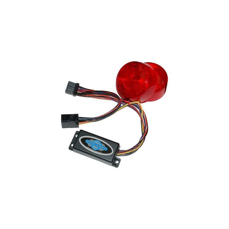 Badlands Illuminator Run / Brake / Turn Signal Module For Harley Softail / Dyna 1997-2008
