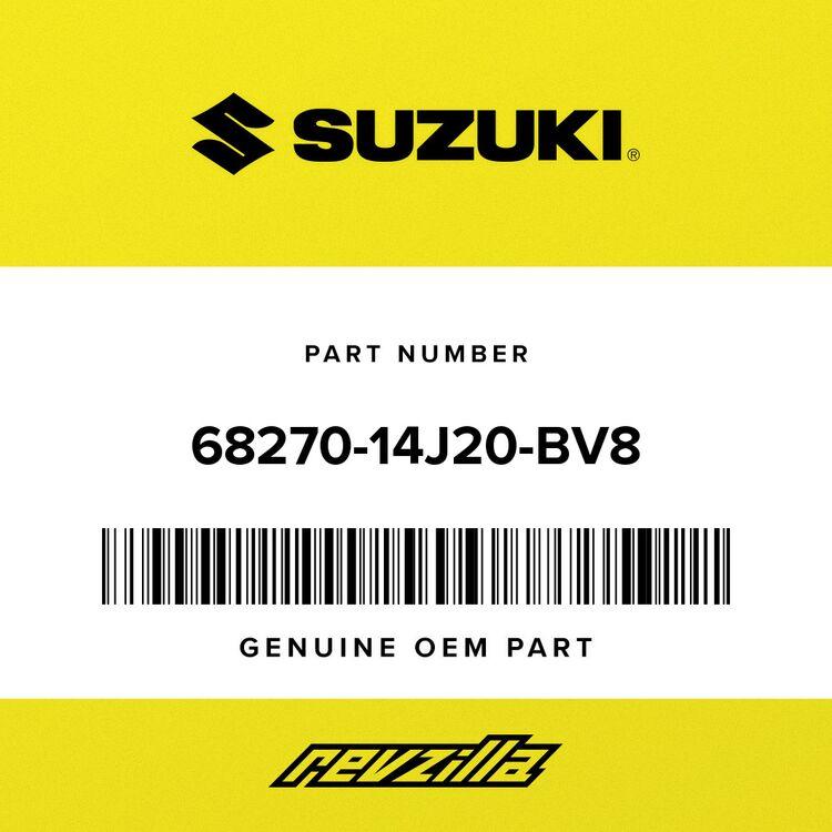 Suzuki .TAPE SET, INTAKE COVER 68270-14J20-BV8