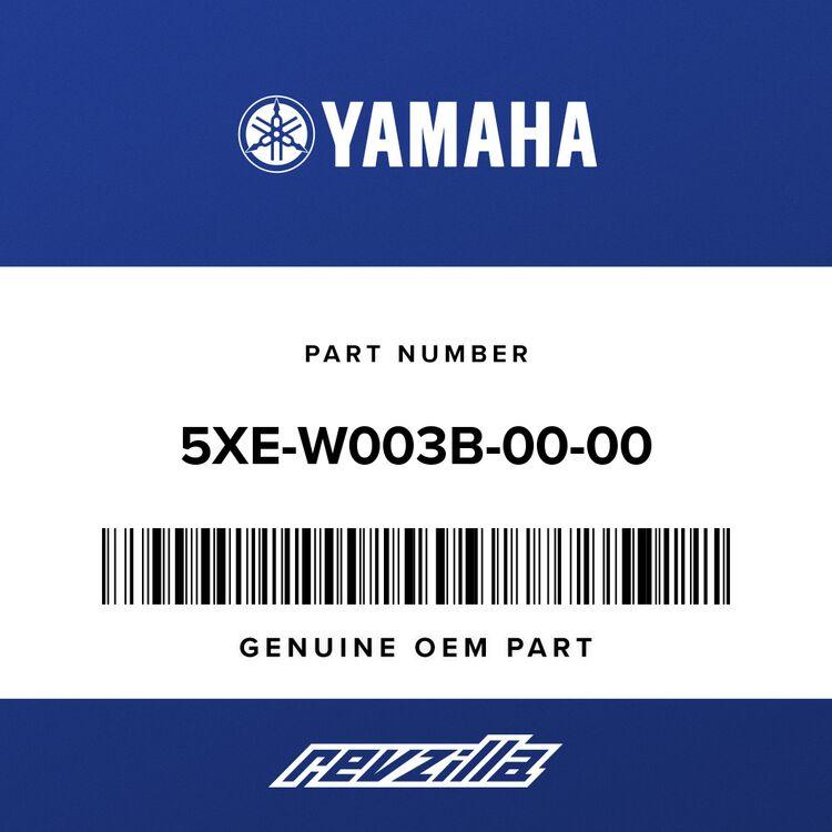 Yamaha FORK SEAL KIT 5XE-W003B-00-00