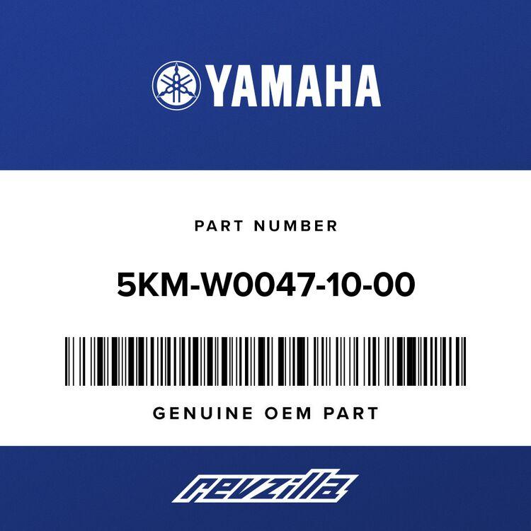 Yamaha CALIPER SEAL KIT 5KM-W0047-10-00