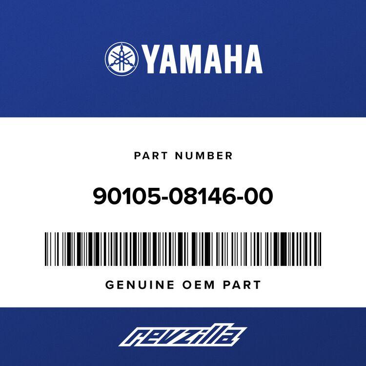 Yamaha BOLT, FLANGE 90105-08146-00
