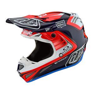Troy Lee SE4 Carbon Flash Helmet