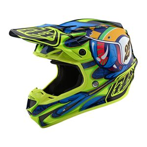 Troy Lee SE4 Composite Eyeball Helmet