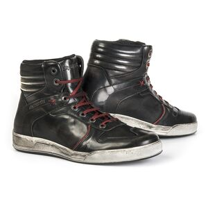 Stylmartin Iron Riding Shoes Black / 40 [Blemished - Very Good]