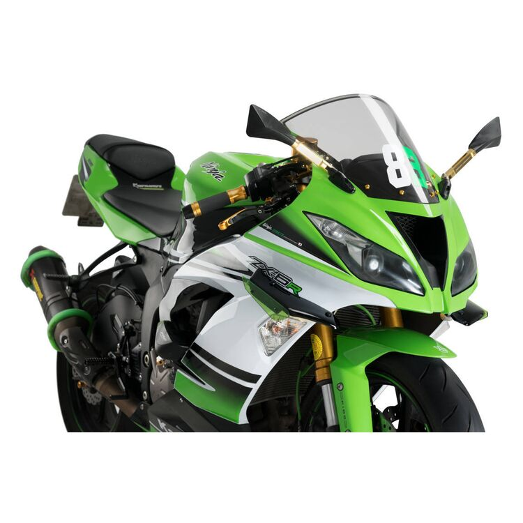 Puig Downforce Spoilers Kawasaki ZX6R / ZX636 2009-2018
