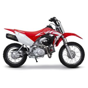 Two Brothers Hurricane Exhaust System Honda CRF110F 2019-2020