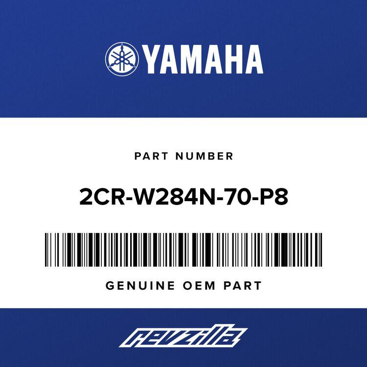 Yamaha COVER 2 2CR-W284N-70-P8