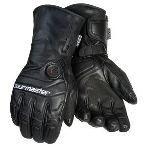 Tour Master 7V Synergy Heated Women's Leather Gloves Black / SM [Open Box]
