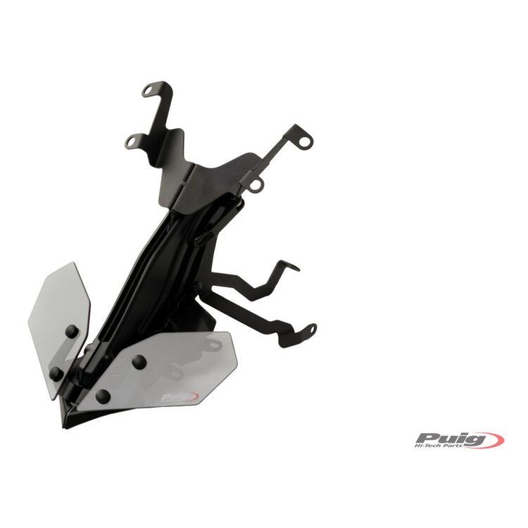 Puig MEM Windscreen Support System Yamaha FZ-07 / MT-09 2017-2020