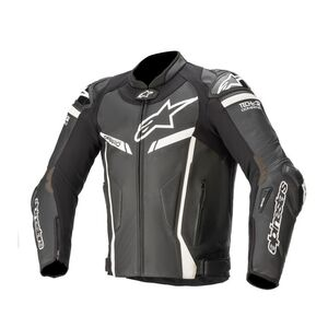 Black//Black Alpinestars Mens GP Plus R v3 Airflow Leather Motorcycle Jacket 48