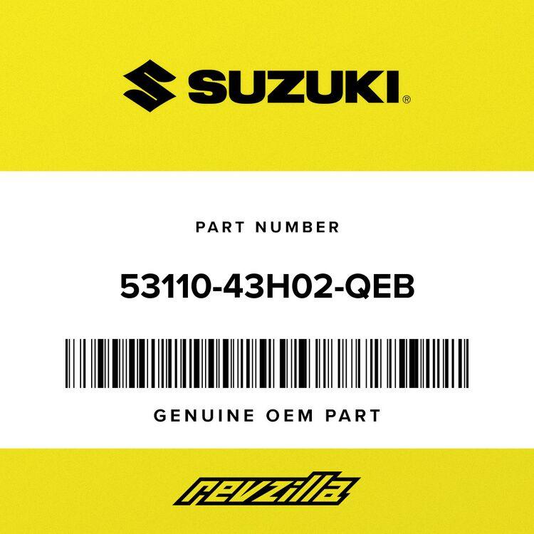 Suzuki FENDER 53110-43H02-QEB