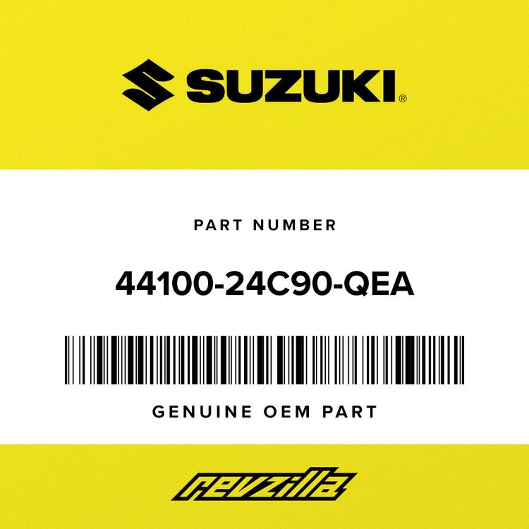 Suzuki TANK ASSY 44100-24C90-QEA