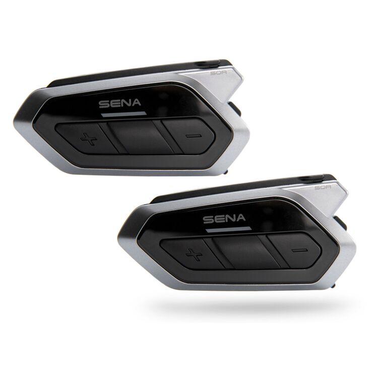Sena 50R Bluetooth Headset - Dual Pack