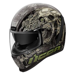 Icon Airform Parahuman Helmet